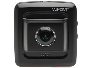 Vupoint Solutions DVR-G556-VP HD Ultra Wide Viewing Angle Motion Detection Dash Cam