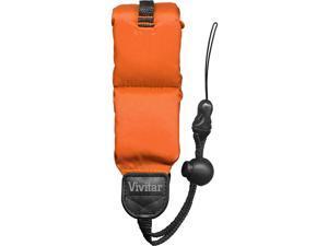 Vivitar Floating Foam Camera Strap (Orange)