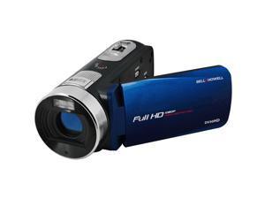 Bell & Howell Fun Flix DV50HD 1080p HD Video Camera Camcorder (Blue)