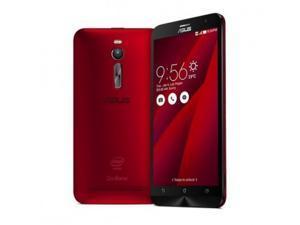 Asus ZenFone 2 ZE550ML LTE 16GB Quad-core Dual SIM Free / Never Locked (Red)