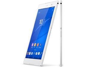 Sony Xperia Z3 Tablet Compact SGP611 Wi-Fi 16GB   (White)