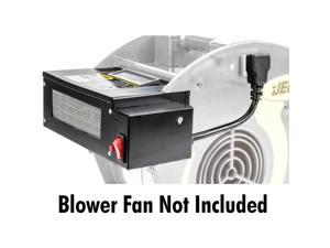JEGS Performance Products 80893 Portable Variable Speed Blower Fan Heater Attach
