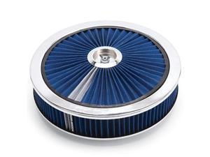 Edelbrock 43661 Pro-Flo Round Air Cleaner