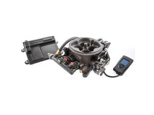 Holley 550-406 Terminator EFI 4bbl Throttle Body Fuel Injection System Includes: