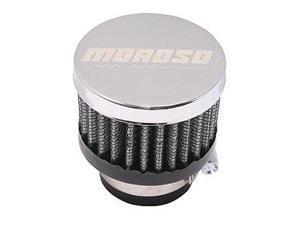 Moroso Performance Valve Cover Filtered Breather