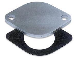 Moroso Performance Water Neck Block Off Plate