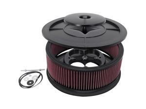 K&N Filters 61-6000 Flow Control Air Cleaner Assembly