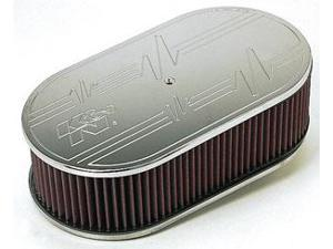 K&N Filters 66-1500 Custom 66&#59; Air Cleaner Assembly