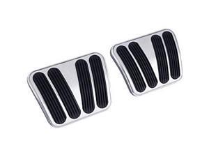 Lokar BAG-6168 Billet Aluminum Curved Brake/Clutch Pad
