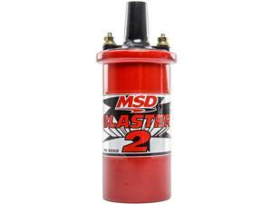 MSD Ignition 8202 Red Blaster 2 Coil