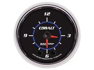 Auto Meter 6185 Cobalt Clock