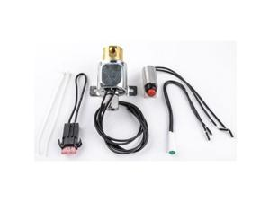 B&M 46076 Launch Control Solenoid Kit Includes all Electrical Hardware