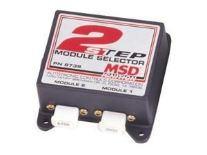 MSD Ignition RPM Controls Two Step Module Selector