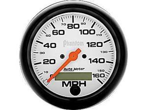 Auto Meter Phantom In-Dash Electric Speedometer