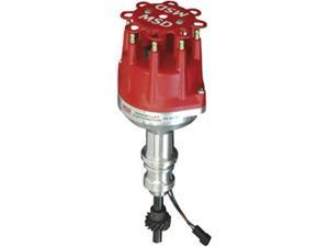 MSD Ignition Pro-Billet Small Cap Distributor