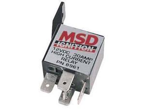 MSD Ignition High Current Relays