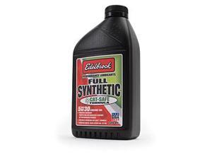 Edelbrock High Performance Synthetic Engine Oil