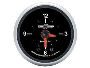 Auto Meter 3685 Sport-Comp II Clock