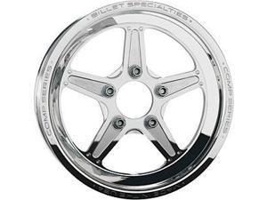 Billet Specialties CSF035356122 15'' x 3-1/2'' Comp 5 SFI Drag Wheel