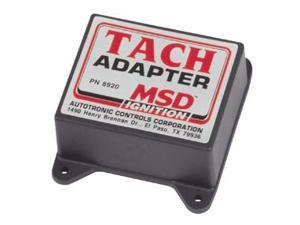 MSD Ignition Tachometer/Fuel Adapter
