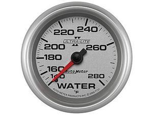Auto Meter 7731 Ultra-Lite II&#59; Mechanical Water Temperature Gauge