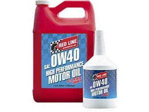Red Line Oil 11104 Synthetic Motor Oil