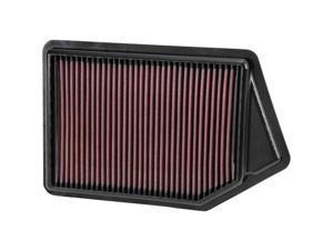 K&N 33-2498 K&N Air Filters Replacement Air Filter