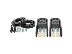 Daystar KF09122BK Comfort Ride Lift Kit