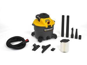 WORKSHOP Wet Dry Blower Vac WS1200DE Heavy Duty Leaf Blower Vacuum Cleaner, 12-Gallon Wet Dry Vacuum Cleaner and Leaf Blower, 5.0 Peak HP Shop Vacuum And Blower