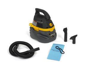 WORKSHOP Wet Dry Vac WS0250VA Compact, Portable Wet Dry Vacuum Cleaner, 2.5-Gallon Small Shop Vacuum Cleaner, 1.75 Peak HP Portable Vacuum