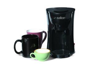 Salton - Space Saving - 1 cup Coffee Maker