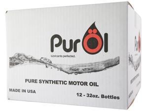 PurOl Elite Synthetic Motor Oil 0w20 12 X 1-Liter Bottle
