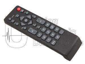 Panasonic N2QAYB000837 Replacement Remote Control For TC-P60ST60 / TC-L55ET60