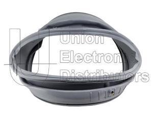 OEM LG 4986ER0004F Washing Machine Door Boot Gasket with Drain Port