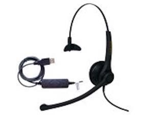 Smith Corona VoiceLync Monaural USB Headset - for use on computer via USB port