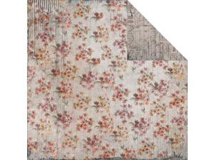 """Oh! Sew Beautiful Double-Sided Cardstock 12""""X12""""-Floral Pattern"""