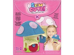 Sew Cute Led Fairy House Sewing Kit-