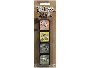 Distress Mini Ink Kits-Kit 10