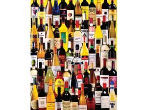 "Jigsaw Puzzle 1000 Pieces 24""X30""-Wine Bottles"
