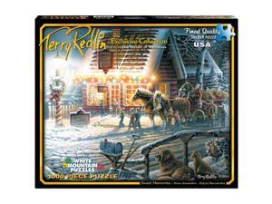 Redlin Sweet Memories 1000 Piece Puzzle by White Mountain Puzzles