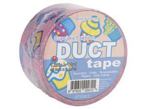 "Duct Tape 2""X10yds-Pink Multi Cupcake"