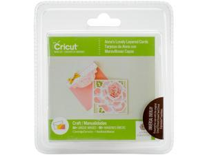 Cricut Shape Cartridge-Anna's Lovely Layered Cards