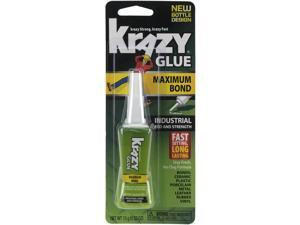Krazy Glue(R) Maximum Bond Industrial Formula-15G