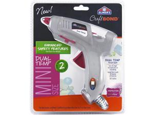 Elmer's Craftbond(R) Dual-Temp Mini Glue Gun-