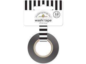 Doodlebug Washi Tape 15Mm X 12Yds-Goal!! Official Stripe