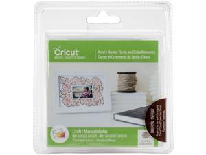 Cricut Shape Cartridge-Anna's Garden Cards & Embellishments