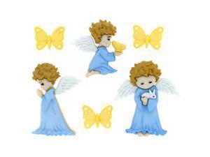 Dress It Up Embellishments-Cherished Angels