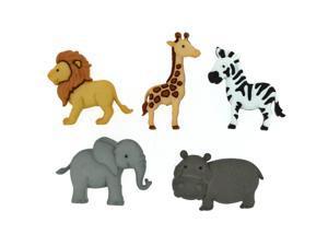 Dress It Up Embellishments-Noah's Animals