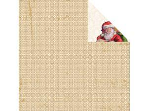 "Yuletide Double-Sided Cardstock 12""X12""-Nativity"