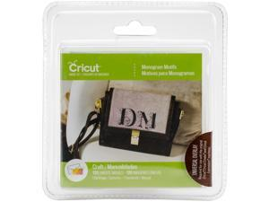 Cricut Shape Cartridge-Monogram Motifs